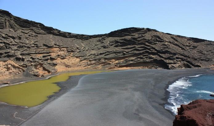 De geheime stranden van Lanzarote