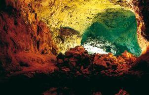 Ontdek de Cueva de los Verdes op Lanzarote