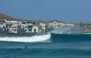 Een surfvakantie op Lanzarote. Wanneer en waar?