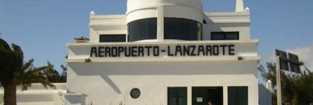 Vliegveld Lanzarote